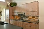 Modern House Plan Kitchen Photo 04 - Eton Sound Contemporary Home  011D-0341 | House Plans and More