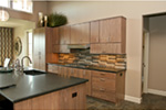 Modern House Plan Kitchen Photo 05 - Eton Sound Contemporary Home  011D-0341 | House Plans and More