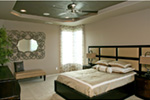 Modern House Plan Master Bedroom Photo 02 - Eton Sound Contemporary Home  011D-0341 | House Plans and More