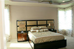 Modern House Plan Master Bedroom Photo 06 - Eton Sound Contemporary Home  011D-0341 | House Plans and More