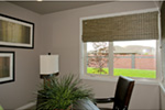 Modern House Plan Office Photo 02 - Eton Sound Contemporary Home  011D-0341 | House Plans and More