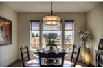 Craftsman House Plan Dining Room Photo 01 - Colten Craftsman Ranch Home 011D-0342 | House Plans and More