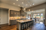 Craftsman House Plan Kitchen Photo 04 - Colten Craftsman Ranch Home 011D-0342 | House Plans and More