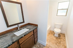 Prairie Style Floor Plan Bathroom Photo 05 - Hyatt Contemporary Ranch Home 011D-0343 | House Plans and More