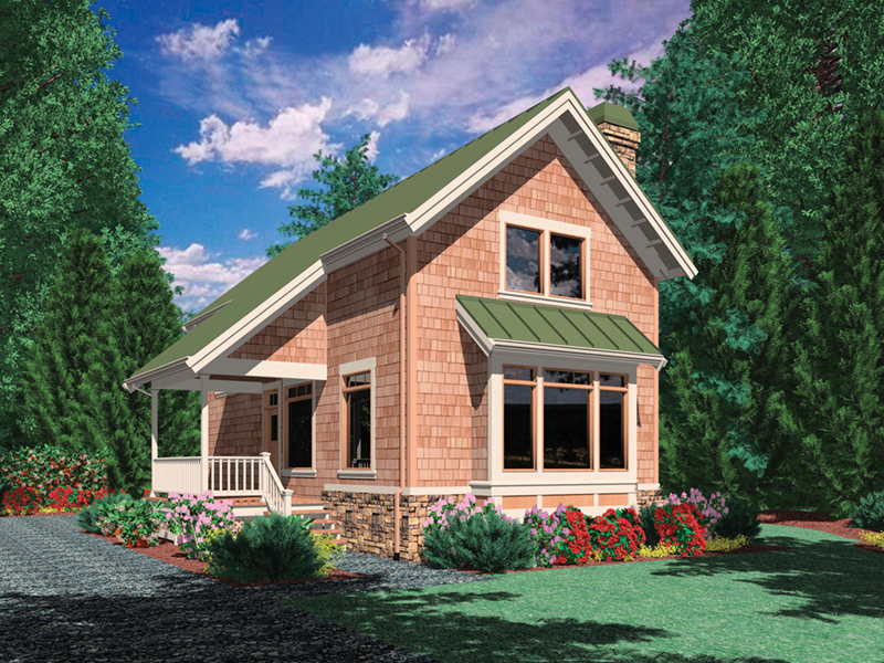 Weslan Narrow Lot Home Plan 011D-0358 | House Plans and More on mountain lake house designs, small lake house designs, cool lake house designs, modern lake house designs, beautiful lake house designs,