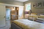 Rustic Home Plan Master Bedroom Photo 01 - Verbena Craftsman Home : Contemporary Craftsman-Style Home Plans