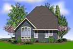 Country House Plan Rear Photo 01 -  011D-0434 | House Plans and More