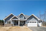 Luxury House Plan Front Photo 05 - Wrights Creek Craftsman Home 011D-0526 | House Plans and More