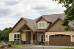 Craftsman House Plan Front Photo 07 - Wrights Creek Craftsman Home 011D-0526 | House Plans and More