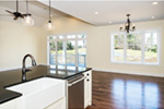 Luxury House Plan Kitchen Photo 04 - Wrights Creek Craftsman Home 011D-0526 | House Plans and More