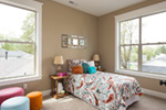 Farmhouse Plan Bedroom Photo 01 - Lucy Hill Narrow Lot Home 011D-0542 | House Plans and More