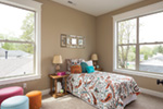 Farmhouse Plan Bedroom Photo 02 - Lucy Hill Narrow Lot Home 011D-0542 | House Plans and More