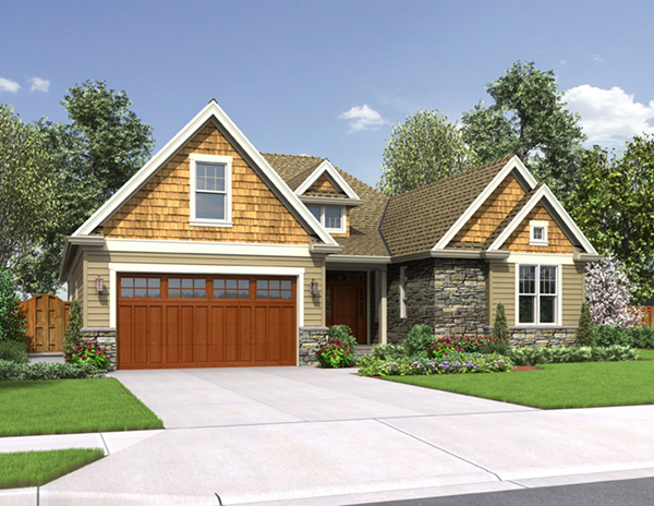 Home Plans with Bonus Rooms | House Plans and More on ranch home with great room, ranch home with deck, ranch home with 3 bedrooms, ranch home with 3 car garage,