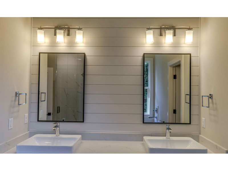 Farmhouse Plan Bathroom Photo 03 - Cypress Creek Modern Farmhouse  011D-0579 | House Plans and More
