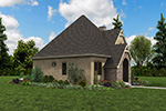 English Cottage House Plan Front Photo 02 - Boyle European Cottage Home 011D-0591 | House Plans and More