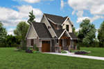 Country House Plan Front Photo 03 -  011D-0612 | House Plans and More