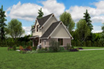 Country House Plan Rear Photo 02 -  011D-0612 | House Plans and More