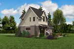 Country House Plan Rear Photo 07 -  011D-0612 | House Plans and More
