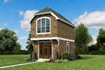 Shingle House Plan Front Photo 01 -  011D-0616 | House Plans and More
