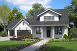 Beach & Coastal House Plan Front of Home -  011D-0646 | House Plans and More