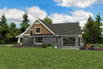 Bungalow House Plan Side Photo 03 - 011D-0647 | House Plans and More