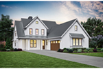 Country House Plan Front of Home - 011D-0651 | House Plans and More