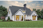Country House Plan Rear Photo 01 - 011D-0651 | House Plans and More