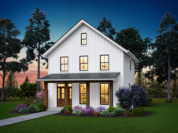 One-Car Garage Home Plans   House Plans and More
