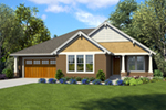 Country House Plan Front of Home - 011D-0665 | House Plans and More