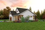 Farmhouse Plan Front Photo 01 - 011D-0676 | House Plans and More