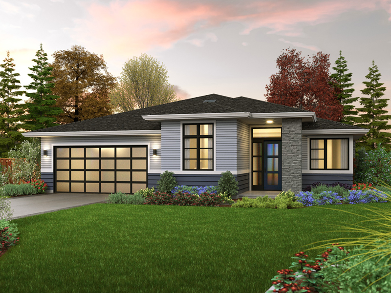 Florida House Plan Front of Home - 011D-0679 | House Plans and More