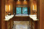 Luxury House Plan Bathroom Photo 01 - Cliffwood Trail Lodge Home 011S-0001 | House Plans and More