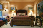 Luxury House Plan Bedroom Photo 02 - Cliffwood Trail Lodge Home 011S-0001 | House Plans and More