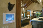 Luxury House Plan Kitchen Photo 03 - Cliffwood Trail Lodge Home 011S-0001 | House Plans and More