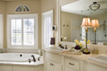European House Plan Bathroom Photo 01 - Castlton European Grandeur Home 011S-0002 | House Plans and More