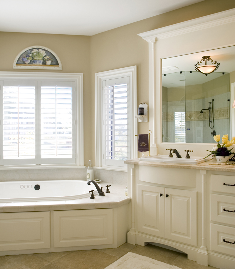 Country French House Plan Bathroom Photo 03 - Castlton European Grandeur Home 011S-0002 | House Plans and More