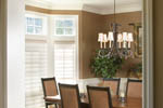 European House Plan Dining Room Photo 01 - Castlton European Grandeur Home 011S-0002 | House Plans and More