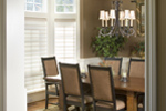 European House Plan Dining Room Photo 04 - Castlton European Grandeur Home 011S-0002 | House Plans and More