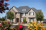 European House Plan Front Photo 07 - Castlton European Grandeur Home 011S-0002 | House Plans and More
