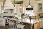 European House Plan Kitchen Photo 01 - Castlton European Grandeur Home 011S-0002 | House Plans and More