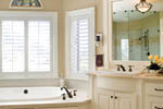 Country French House Plan Master Bathroom Photo 04 - Castlton European Grandeur Home 011S-0002 | House Plans and More