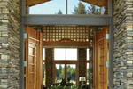 Luxury House Plan Atrium Photo - Crane Grove Ranch Home 011S-0003 | House Plans and More