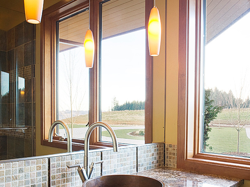 Luxury House Plan Bathroom Photo 01 - Crane Grove Ranch Home 011S-0003 | House Plans and More