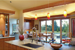 Luxury House Plan Kitchen Photo 08 - Crane Grove Ranch Home 011S-0003 | House Plans and More