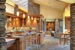 Luxury House Plan Kitchen Photo 09 - Crane Grove Ranch Home 011S-0003 | House Plans and More