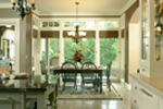 Traditional House Plan Dining Room Photo 02 - Champlain Luxury Home 011S-0004 | House Plans and More