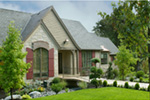 Traditional House Plan Entry Photo 02 - Champlain Luxury Home 011S-0004 | House Plans and More