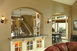 Traditional House Plan Kitchen Photo 05 - Champlain Luxury Home 011S-0004 | House Plans and More