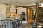 Traditional House Plan Kitchen Photo 06 - Champlain Luxury Home 011S-0004 | House Plans and More