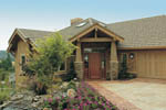 Lake House Plan Front Photo 02 - Juntara Craftsman Shingle Home 011S-0017 | House Plans and More